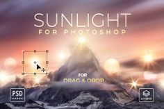 ads ads Ad: Sunlight for Photoshop by FEINGOLD Shop on Creative Market. A finely prepared collection of fully layered suns & sunlight items for Adobe… Adobe Photoshop, Photoshop Design, Photoshop Tutorial, Photoshop Ideas, Object Photography, Star Photography, Web Design Studio, Object Drawing, Image Editor