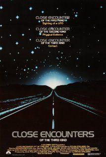 Στενές επαφές τρίτου τύπου (1977) Poster