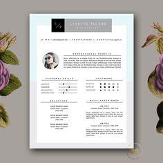Free Creative Resume Templates Psd  Photoshop Files
