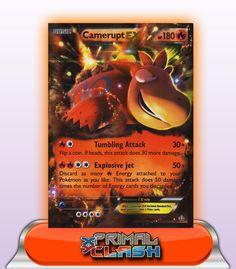 CAMERUPT EX HP180 - 29/160