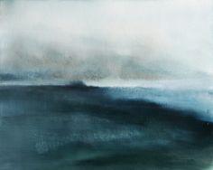 "Koen Lybaert; Oil 2014 Painting ""High Street"""