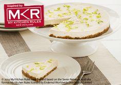Raw Vegan Lime Cheesecake (Countdown)