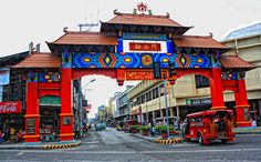 China town in Davao city