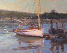 David Lussier (oil painting)