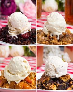 These Easy Skillet Cobblers Are The Perfect Spring-Time Desserts