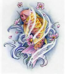 Carpe koi dessin bing images tattoos pinterest koi search and image search - Dessin carpe koi ...