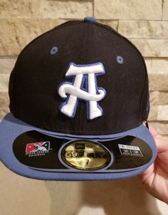 61905a6ffa8 Era Ashville Tourist Minor League Baseball Cap Hat Size 7 55.8cm 59fifty