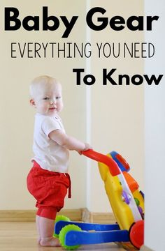 baby equipment everything you need to know