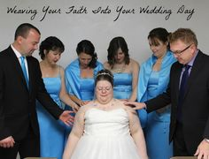 Books, Bargains, Blessings: Weaving your Faith Into Your Wedding