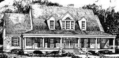 Lumbarton | John Tee | Southern Living House Plans