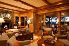 rustic family rooms | All Rooms / Living Photos / Family Room