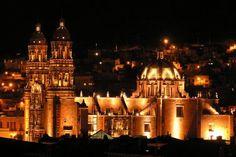 Hermosa catedral de Chihuahua