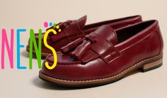 NENS MOCCASINS These moccasins are perfect for all day, at school playing, or at home. The comfort and quality shine through these NENS moccasins.