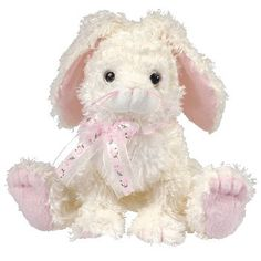c4f6514d16a Marshmallow the White Bunny Rabbit - Ty Beanie Babies  Marshmallow the bunny  RETIRED Hopping through the flower bed I think I see a friend ahead Maybe  I ll ...