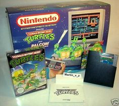 Shared by 90skidzmemoriez #retrogames #microhobbit (o) http://ift.tt/24RqHHJ Mutant Hero Turtles Nintendo Entertainment System. #teenagemutantninjaturtles #teenagemutantheroturtles #tmnt #tmht #turtlepower #cowabunga #nintendo #nes #nintendoentertainmentsystem  #retro #retrendogames #retrogamers #retrogaming #90s #90skidsmemories #memories #childhood
