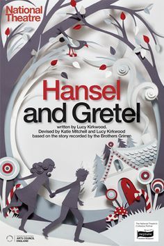 Hansel and Gretel, by Helen Musselwhite