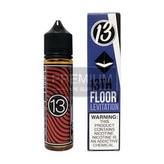 Levitation E-Liquid by Floor Elevapors is a smooth blend of a blueberry muffin blended into a milkshake with rich creamy whip cream on top. 13th Floor, Vape Shop, Vape Juice, Blue Berry Muffins, Vaping, Milkshake, Whipped Cream, Blueberry, Smooth