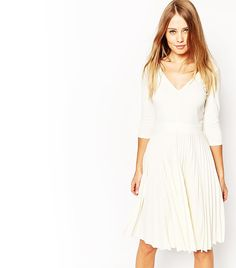 NEED THIS!!!!  Love Lauren Conrad! And this dress #stitchfix #inspiration The+Trends+That+Are+Going+to+Be+Big+in+2016+via+@WhoWhatWear