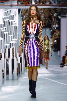 Ms. Katrantzou, who recently designed costumes for a ballet at Paris's Opera…