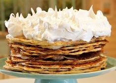Torta rogel, receta paso a paso Candy Recipes, Sweet Recipes, Cookie Recipes, Dessert Recipes, Desserts, Argentina Food, Argentine, Sweet Pastries, Bread Cake