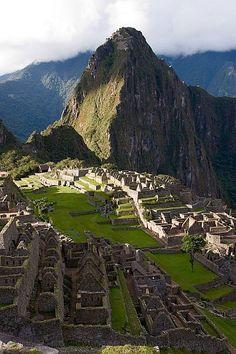 Machupicchu, Perú