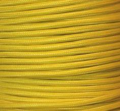 Farbige Elektrokabel textilkabel grün 3 adrig 3x0 75mm verseilt auch bezeichnet als