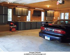 http://www.carguygarage.com  Garage Cabinets
