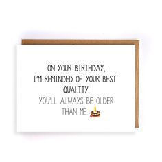 Brothers birthday cards free happy birthday brother free brother sarcastic birthday card for boyfriend handmade greeting card card for brother birthday card sister best friend birthday gifts gc139 m4hsunfo