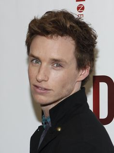 "Edward John David ""Eddie"" Redmayne....gah, what a looker. So cute. So sexy. So talented. And those freckles!...Get me everytime."