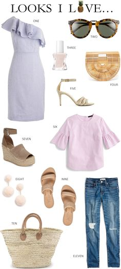 34bab7f0018 LOOKS I LOVE    SUMMER VACATION OUTFIT IDEAS