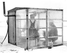 ice shanty - Google Search                                                                                                                                                                                 More