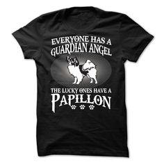 My Papillon Is a Guardian Angel