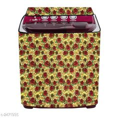 Appliance Covers Colorful Non-Woven Washing Machine Cover Material:  Non Woven Size ( L x B x H ) :  20 in  X 31 in X 30 in  Description: It Has 1 Piece Of Washing Machine Cover Work: Printed Country of Origin: India Sizes Available: Free Size   Catalog Rating: ★4 (2992)  Catalog Name: Deluxe Colorful Non-WovenWashing Machine Covers Vol 1 CatalogID_331871 C131-SC1624 Code: 522-2471935-354
