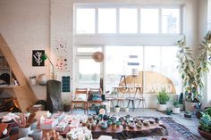 Hannah Henderson of General Store Makes Us Swoon http://www.refinery29.com