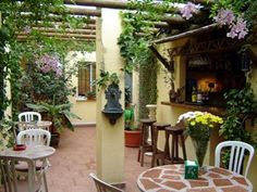 Hostel for sale in Nerja - Costa Tropical - Business For Sale Spain www.businessforsalespain.com