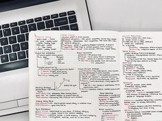"""sweaters-tea-studying: """" 030418 Days of Productivity] Red and black notes for marketing and philosophy! 🎶 The Few Things - JP Saxe (please listen to it, it's so lovely) """" Pretty Notes, Good Notes, Nursing School Notes, College Notes, College Aesthetic, Study Design, Class Notes, Study Space, Study Hard"""