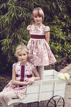 Little Paula vestidos de ceremonia para niñas > Minimoda.es