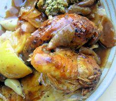 Engagement Roast Chicken (Barefoot Contessa) - Where Home Starts