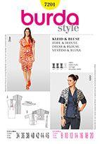 Burda Style Dress & Blouse