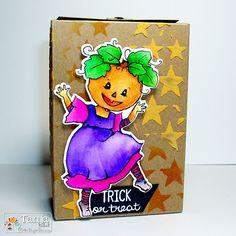 Trick or Treat-Box