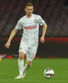 Marcelo Brozovic - Croatia. Box to Box Mid on loan at Inter. Had a good role to play in the Qualifying in the midfield rich Croatia. Interest from outside obvious with the qualities of his.