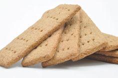 Recipe: Homemade Graham Crackers