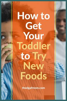 How to get your kid to try new foods. How to help your picky eater try new foods. Healthy Toddler Meals, Toddler Food, Parenting Toddlers, Parenting Advice, Love Eat, Love Food, Bringing Up Bebe, Things To Think About, Things To Come