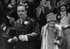 Alfred & his bride