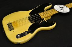 1955 Fender® Precision Bass® $19,000.oo