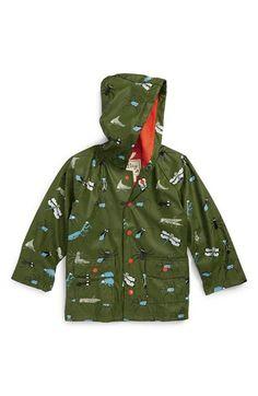 Hatley 'Fun Bugs' Print Waterproof Raincoat (Toddler & Little Kid) | Nordstrom