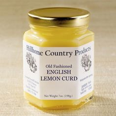 English Lemon Curd
