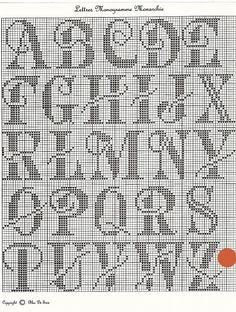Gallery.ru / Photo # 108 - Samplers and alphabets - uiglon