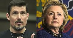 "Kris ""Tanto"" Paronto, survivor of the 2012 Benghazi attack, showed no remorse for Democrat front-runner Hillary Clinton. At Bridgeport's annual Lincoln Day fundraising dinner in Connecticut, he told the audience that he would work day and night to help Republicans shine a light on what exactly went"