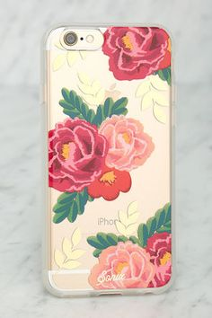 Sonix Lolita Clear Rose iPhone 6 Case at Lulus.com!